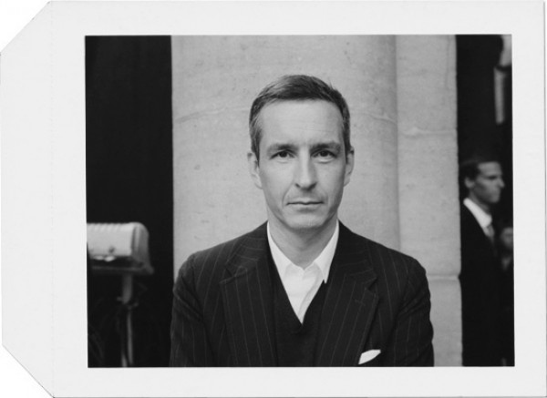 An ode to the master for Dries van noten designer