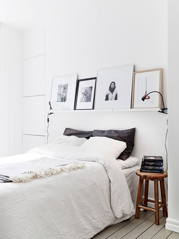 White bedroom inspiration