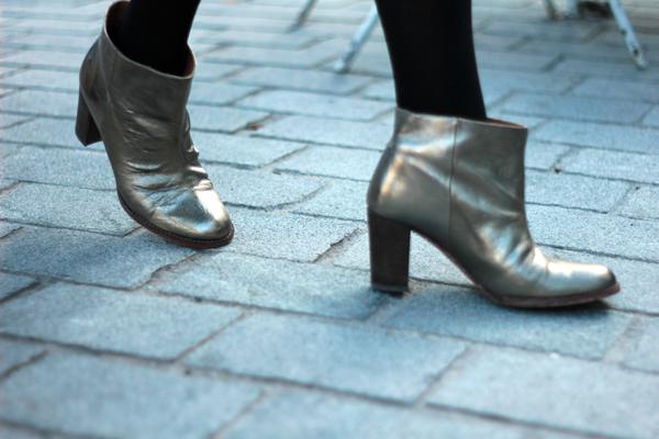 Golden-boots