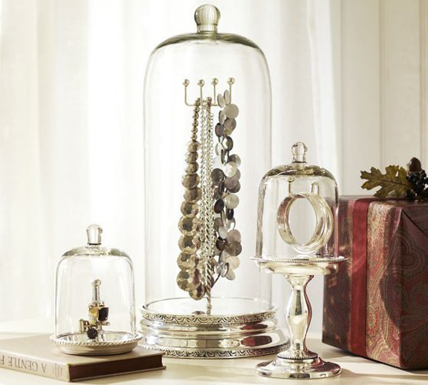 12 Beautiful Ways To Store Your Jewelry // Bell Jar