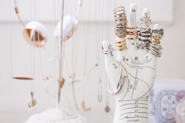 12 Beautiful Ways To Store Your Jewelry// Rumi Neely, Fashion Toast