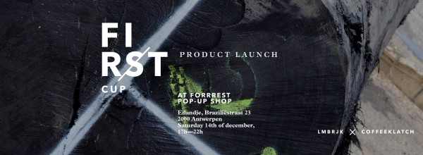 First Cup product launch