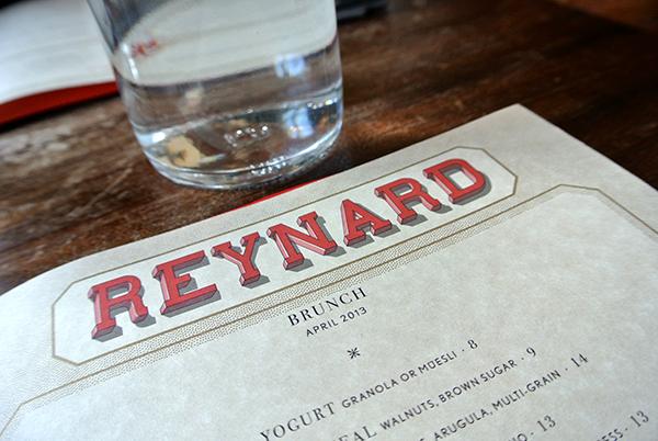 Reynard Brooklyn // Wythe Hotel NYC