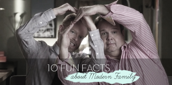 10 fun facts about modern family