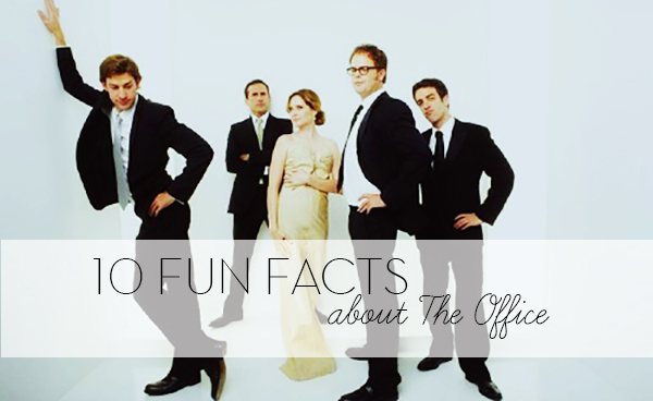 10 Fun Facts About The Office Us