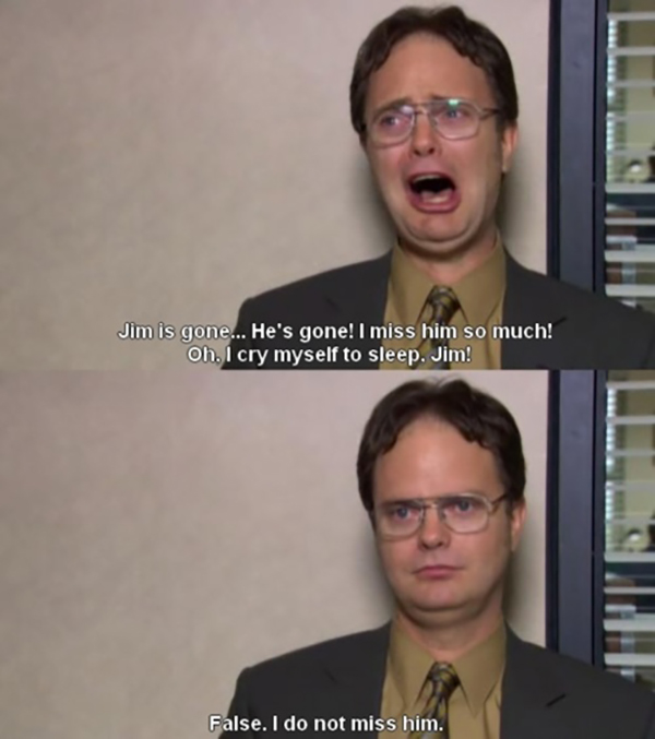 Dwight Schrute // 10 Fun Facts about The Office US