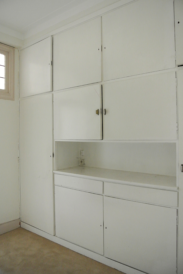 Home Renovation: Before // closet