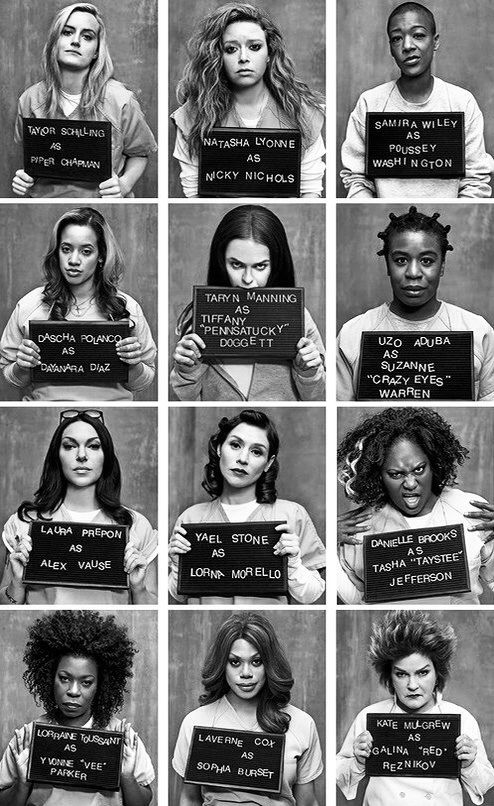 10 fun facts about Orange is the new Black