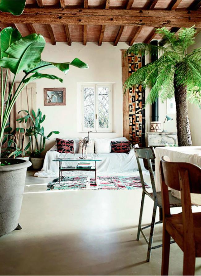 California Dreaming: Living Room Inspiration