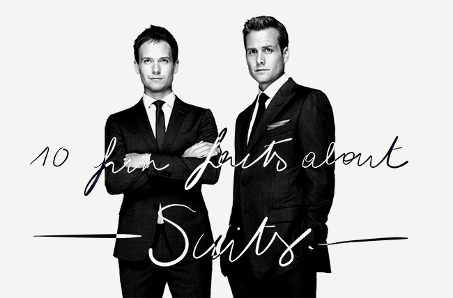 10 fun facts about Suits