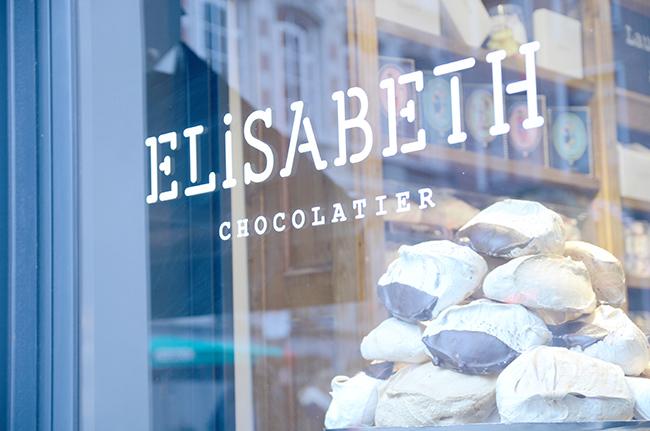 Elisabeth chocolatier Brussels