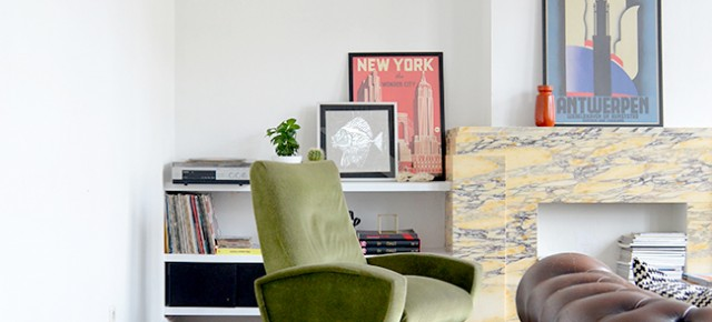 Home renovation: Living Room update