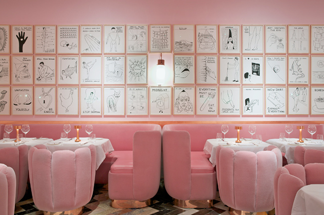 The Gallery at Sketch - India Mahdavi