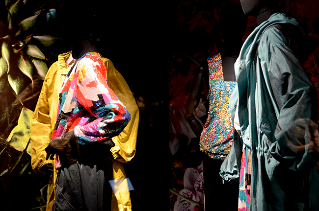 Dries Van Noten Inspirations at MoMu - SS07 Sport Couture