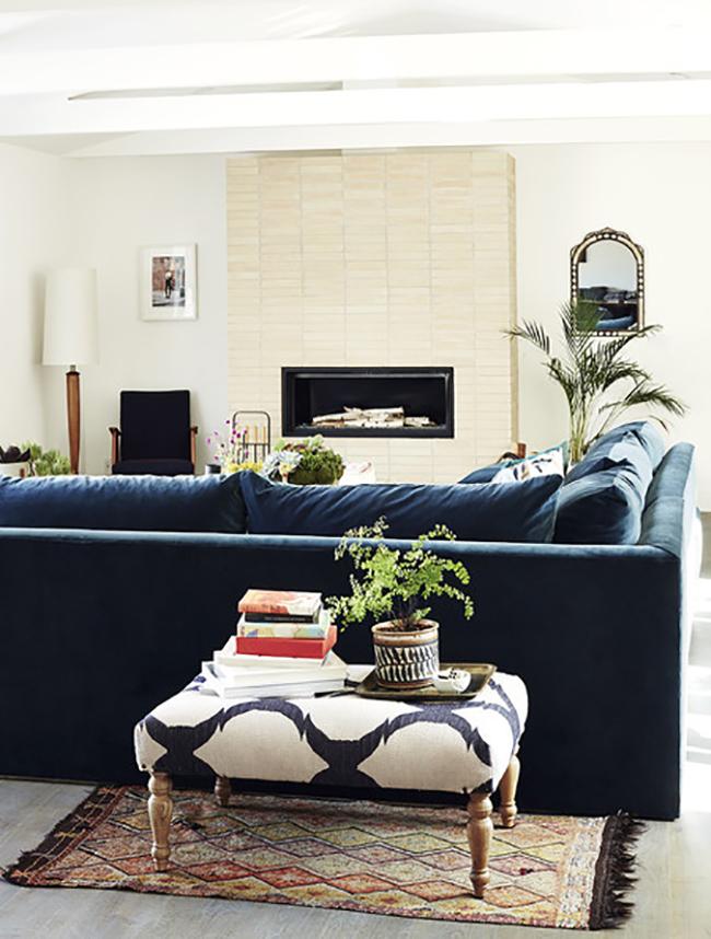 Rachel Bilson's Bohemian home