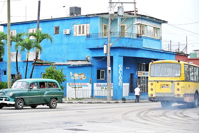 Cuba picture diary // Havana - via noglitternoglory.com