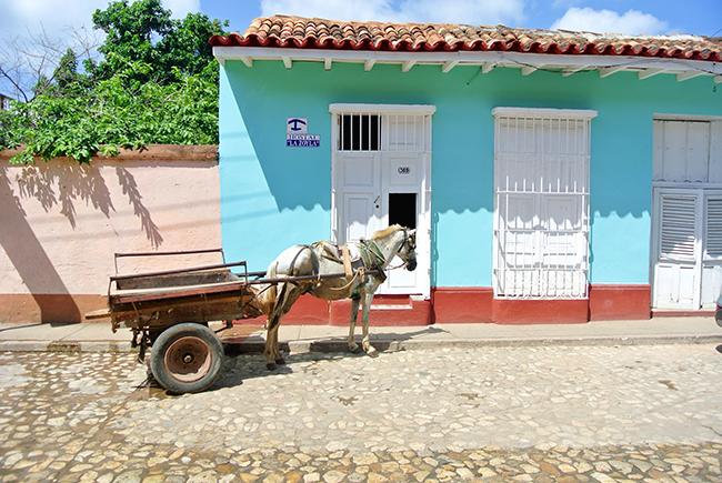Cuba picture diary // Trinidad- via noglitternoglory.com