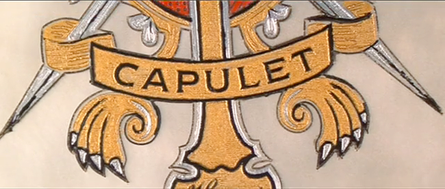 Get the look: Romeo + Juliet // Interior inspiration from Baz Luhrmann's 1996 masterpiece - Capulet