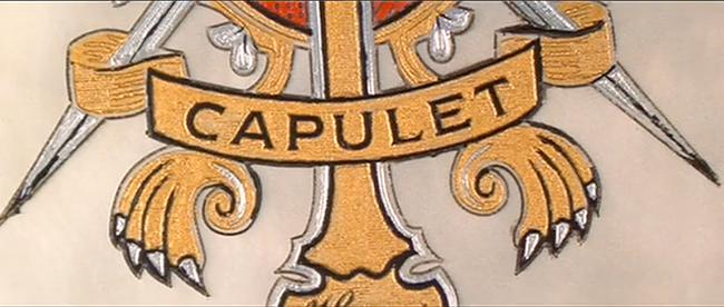 Get the look: Romeo + Juliet // Interior inspiration from Baz Luhrmann's 1996 masterpiece - Capulet