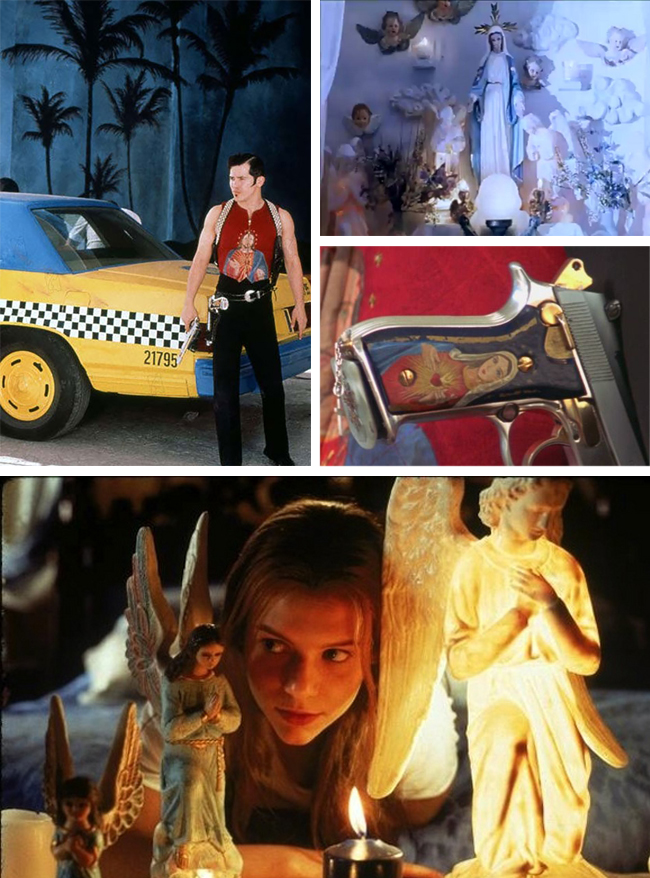 Get the look: Romeo + Juliet // Interior inspiration from Baz Luhrmann's 1996 masterpiece - Religious Iconography