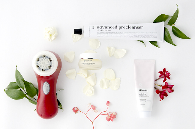 Skinsavers // My favorite beauty products for acne-prone skin