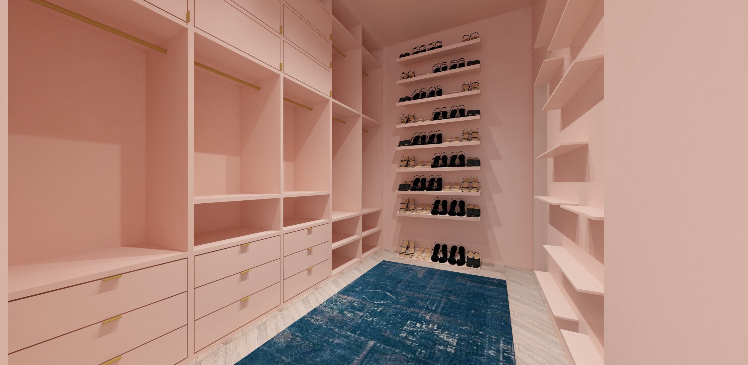 Home Renovation: Closet Inspiration & Moodboard