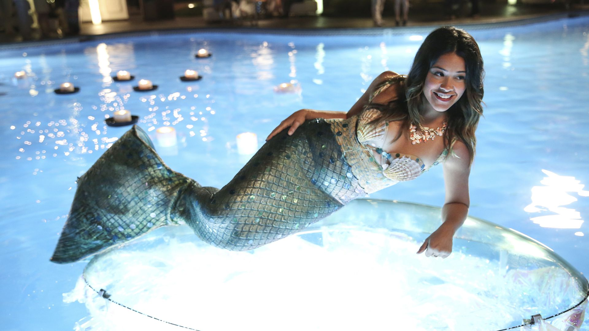 10 fun facts about Jane The Virgin // Jane the mermaid
