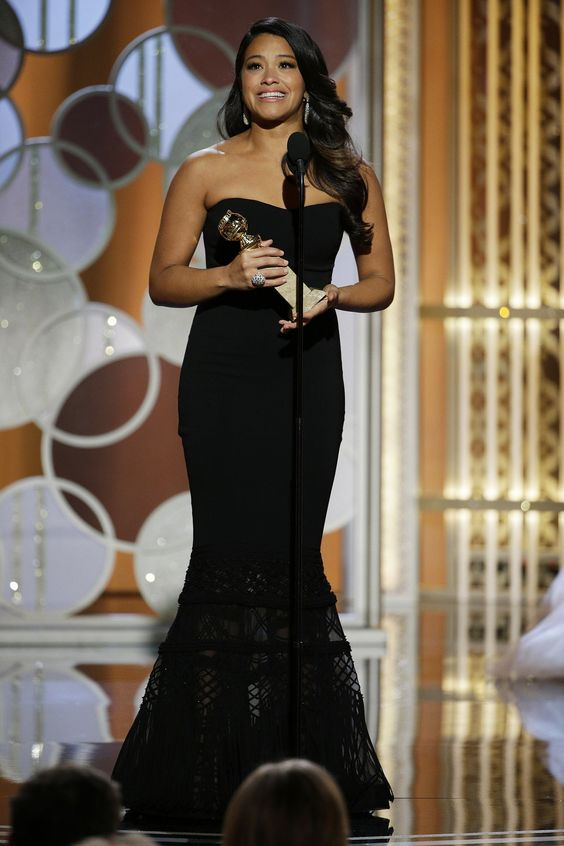 10 fun facts about Jane The Virgin // Gina Rodriguez Golden Globes