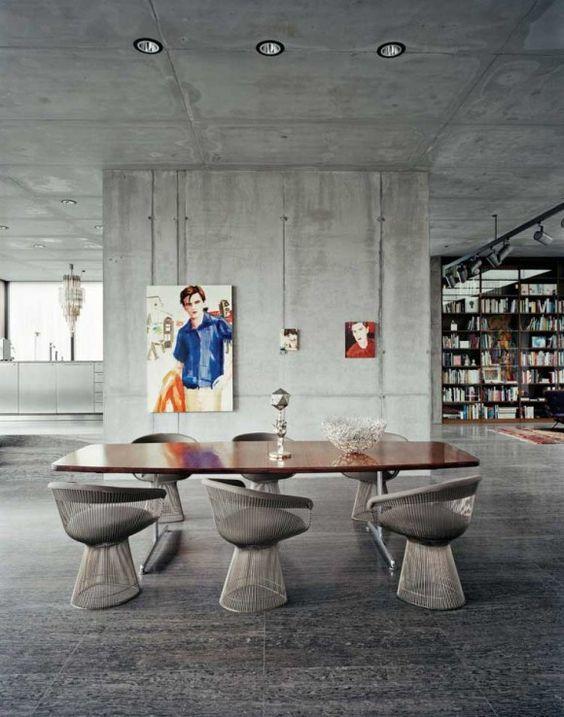 Platner Arm Chair Inspiration