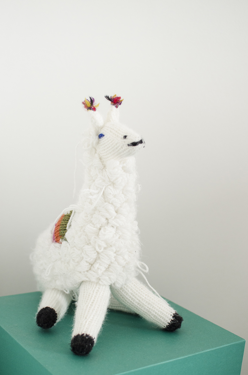 Young Creatives: Melanie Van Dooren //Inside the home and workplace of a Jewelry Designer // Stuffed animal
