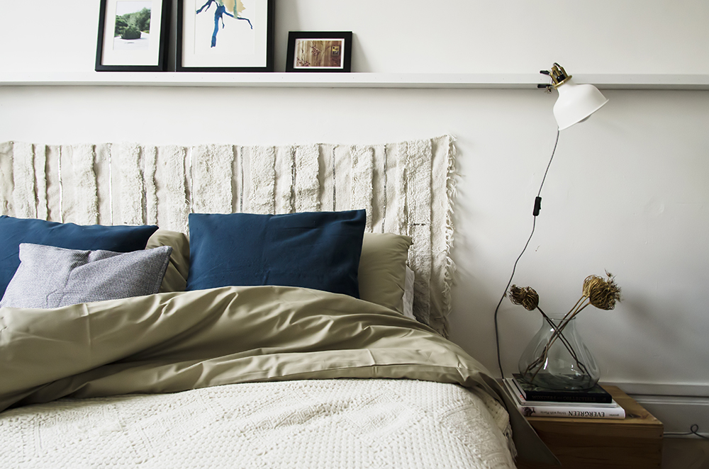 Home Renovation: Bedroom Reveal + 5 tips to make your bedroom fall ready