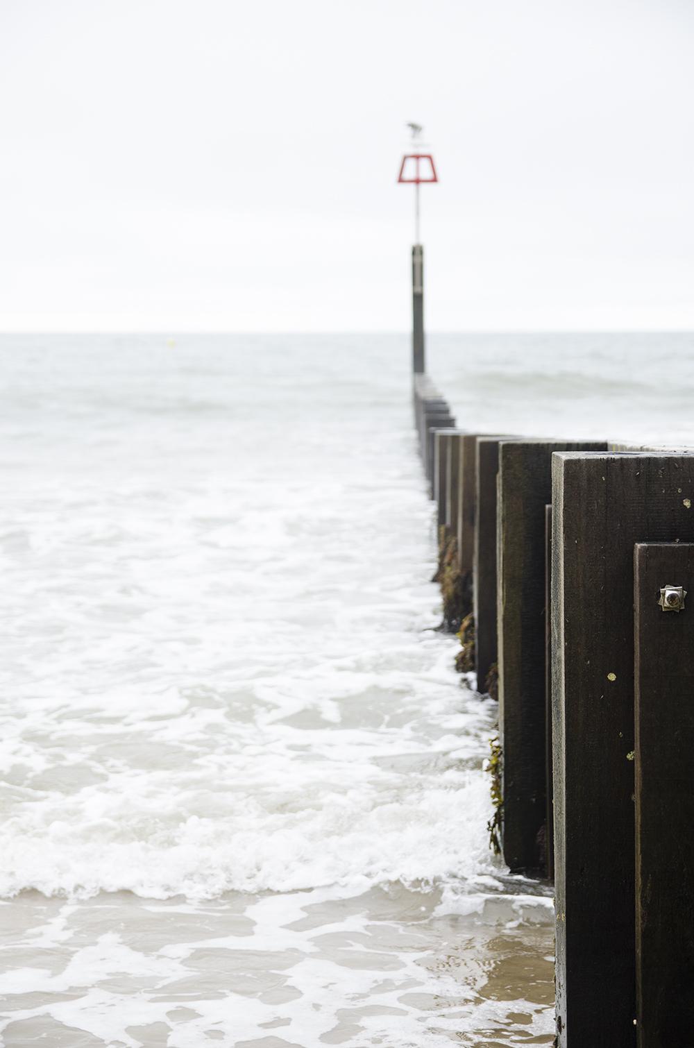 United Beach Huts of Bournemouth - No Glitter No Glory