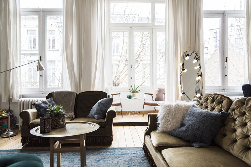 Paulien & Robin's Ultimate Cool Girl Abode / No Glitter No Glory
